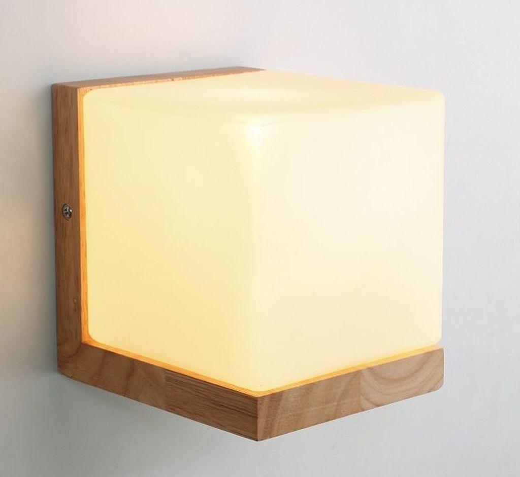 Квадратные светильники подойдут к стилю модерн