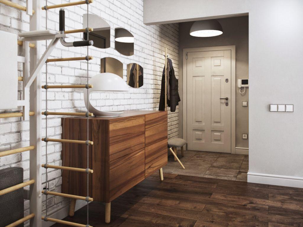 Лофт относится к тем стилям, которые довольно легко реализовать в любых помещениях