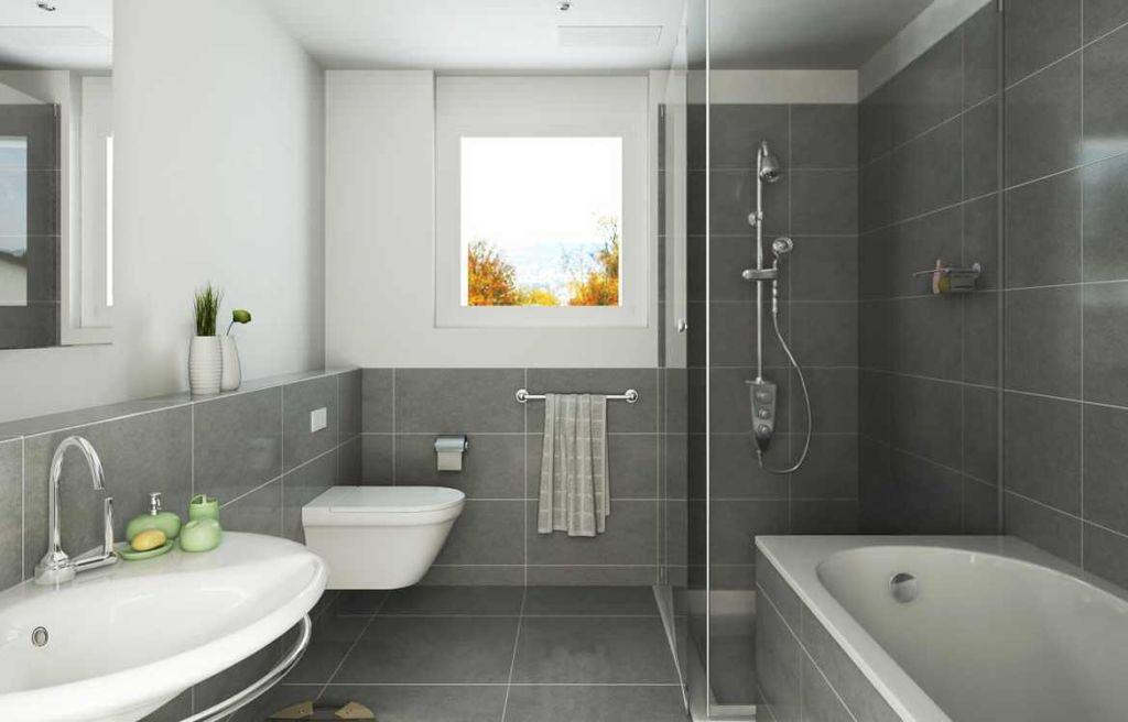 Как подобрать плитку для отделки ванной комнаты и самостоятельно облицевать санузел