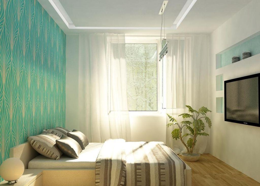 Потолок выбрать светлых оттенков, а на полу сделать деревянное приятное покрытие