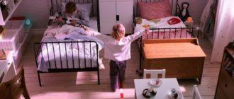 Идеи оформления детской комнаты для двух детей (15 фото)