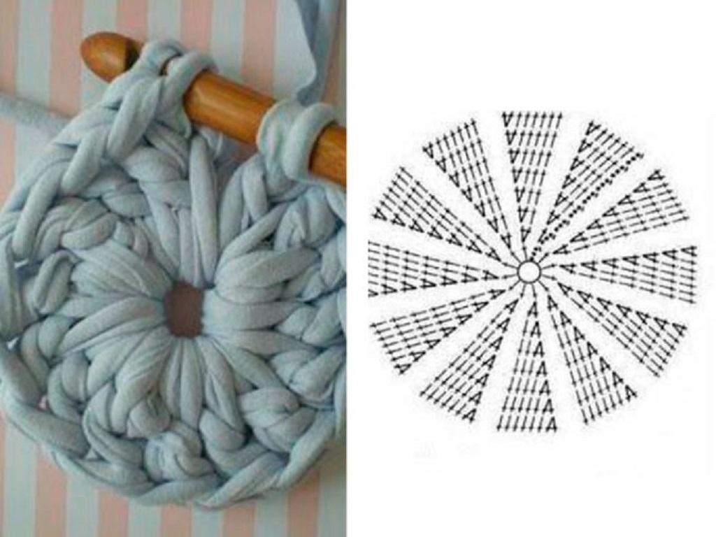 1 ряд: 2 воздушные петли и 11 столбцов с накидом