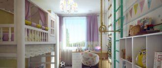 5 оптимальных стилей для детской комнаты для девочки (+мебель и отделка)