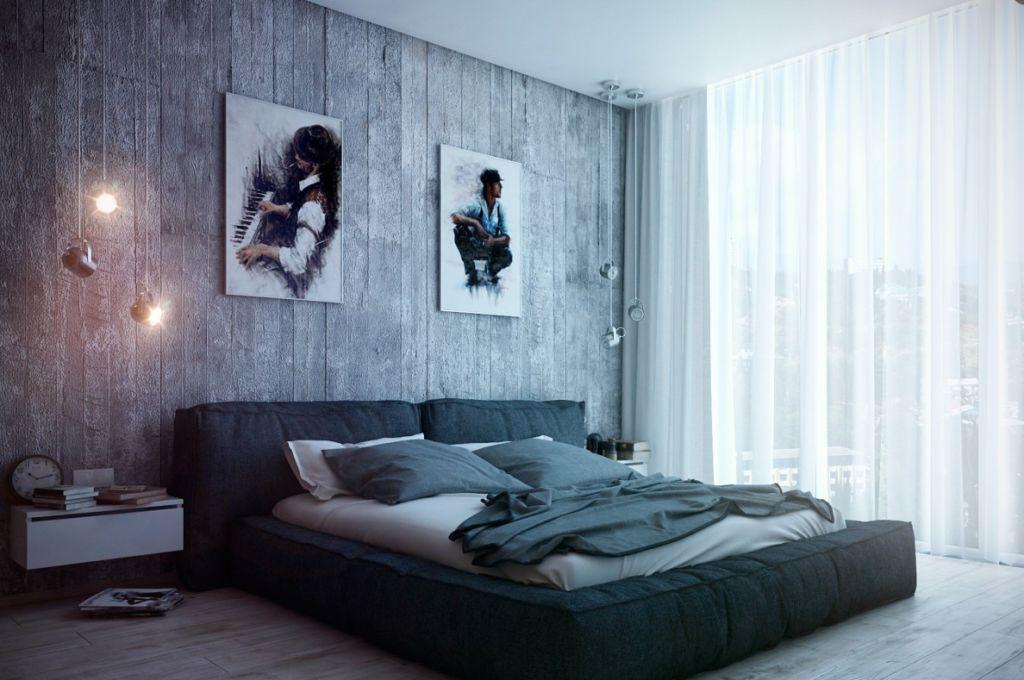 Фотокартины и постреры для мужской спальни