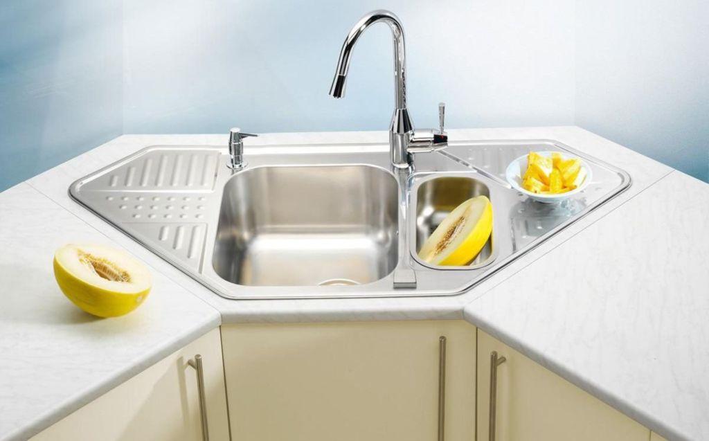 Самое важное — чтобы кухонная мойка была удобной, практичной и не доставляла особых хлопот в уходе