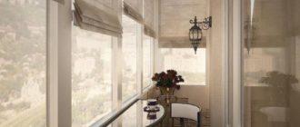 4 популярных идеи дизайна для использования балкона в качестве комнаты
