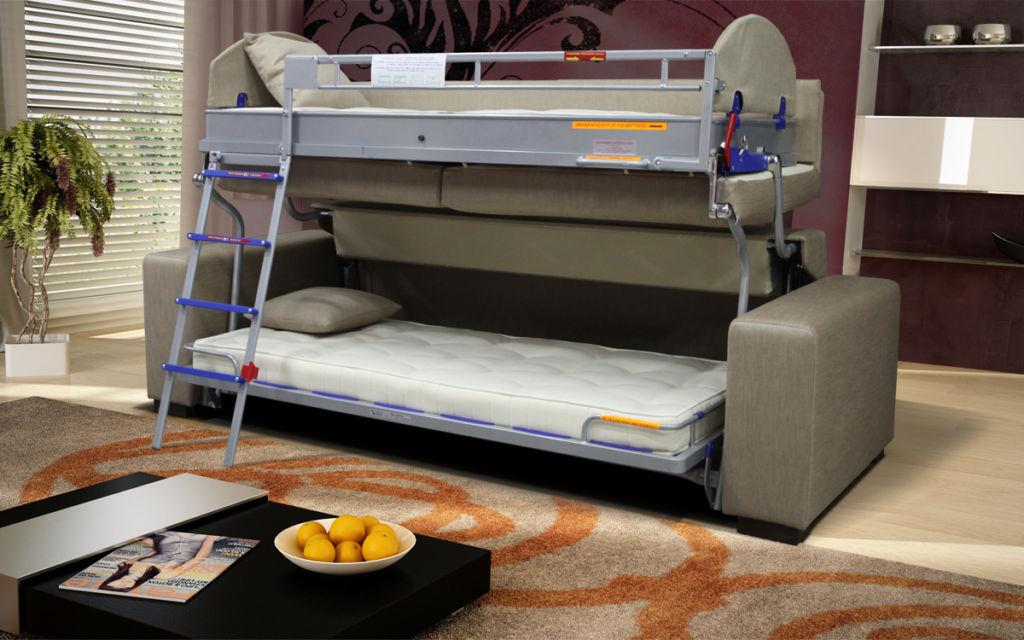 Детская складная кровать