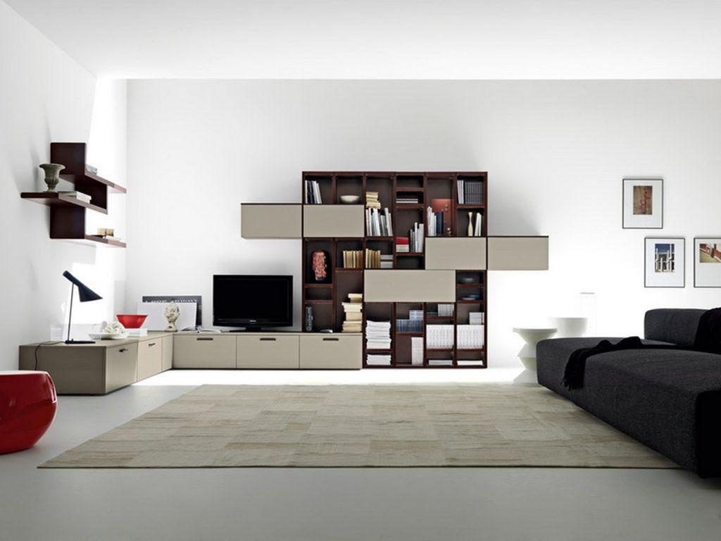 Шкаф в стиле минимализм должен быть простым и функциональным