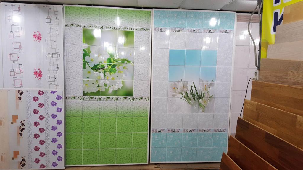 Панели из ПВХ относятся к категории экологически чистых материалов