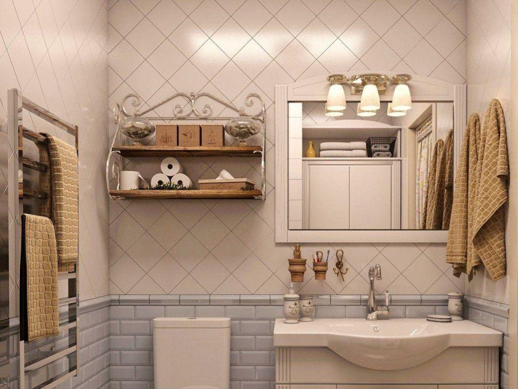 Полки из нержавеющей стали для ванной комнаты