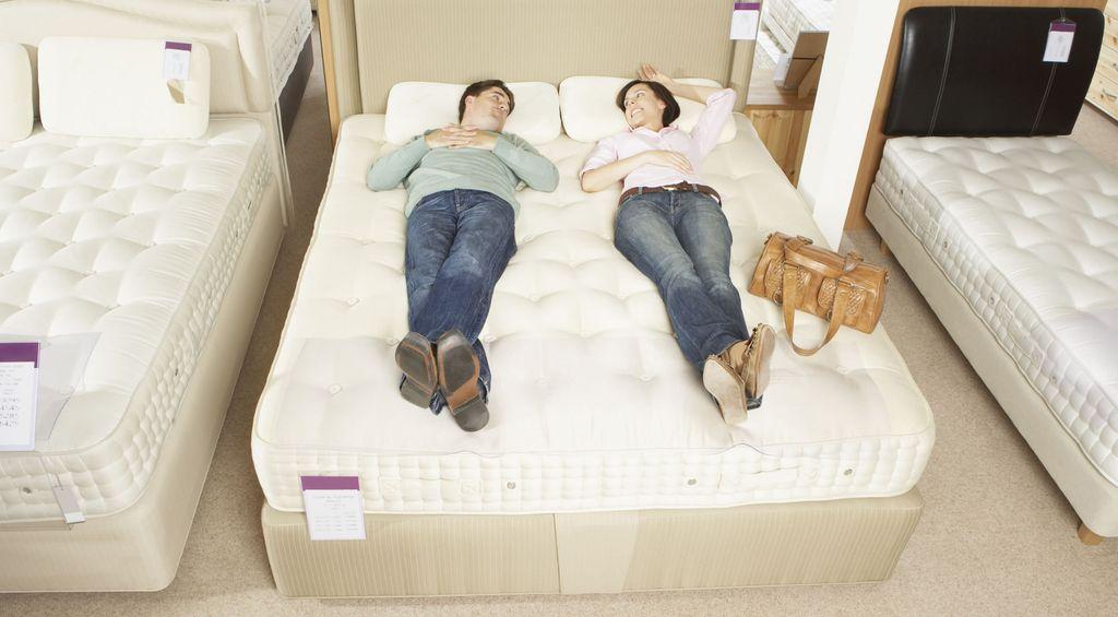 Двуспальным считается матрас шириной от 140 см и более