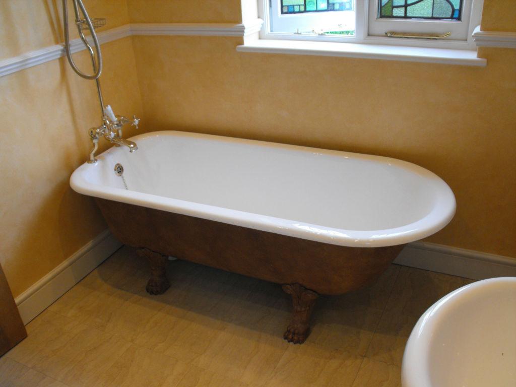 Чугунную ванну можно по праву назвать королевой сантехнического царства